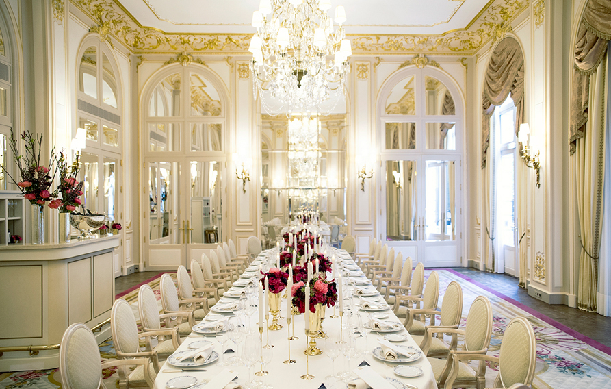 Salons de r ception h tel ritz paris 5 toiles for Salon 5 etoiles