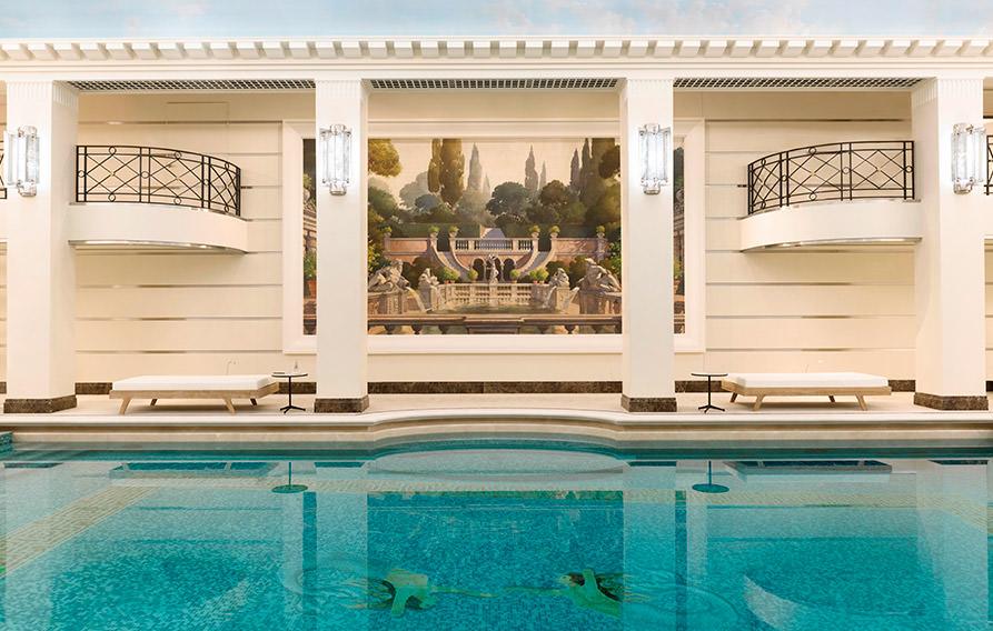 Espaces de d tente piscine salle de fitness et club priv for Club piscine lasalle