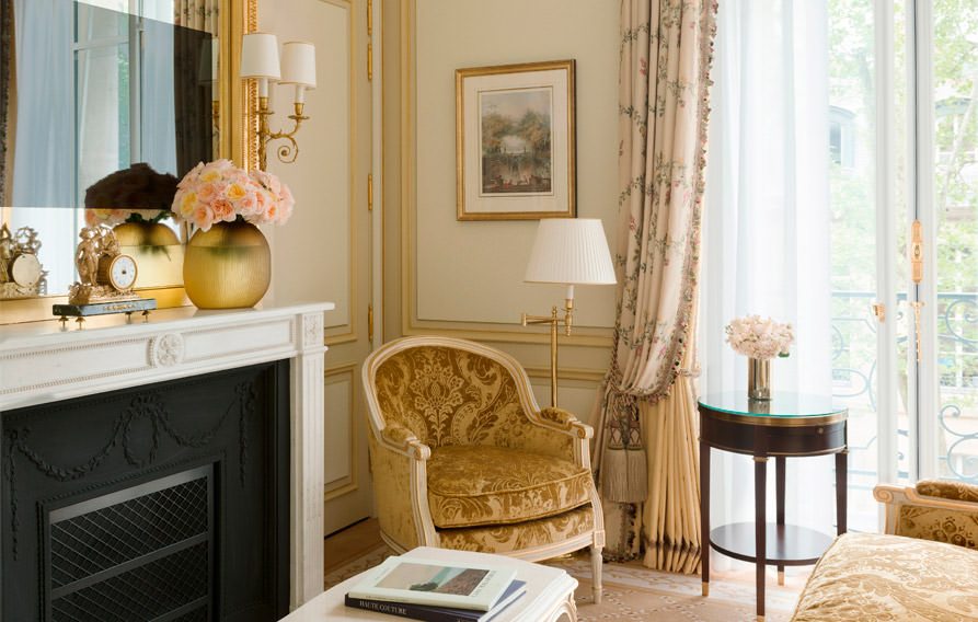 Grand Deluxe Room - Hotel Ritz Paris 5 stars