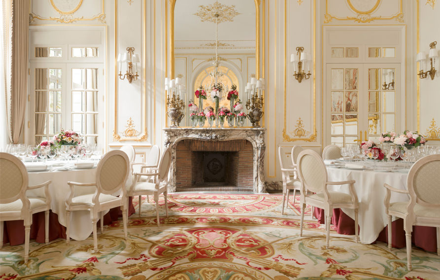 Salons de r ception h tel ritz paris 5 toiles for Salon a paris