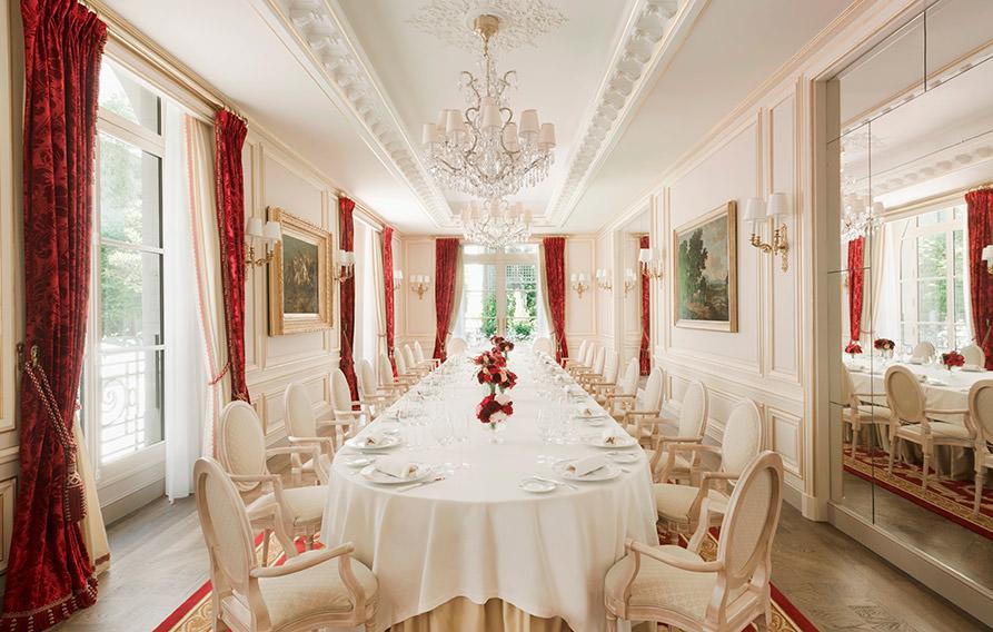 Reception venues h tel ritz paris 5 stars for Salon ce paris