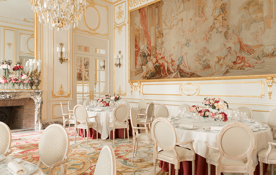 Restaurant Paris Xvii