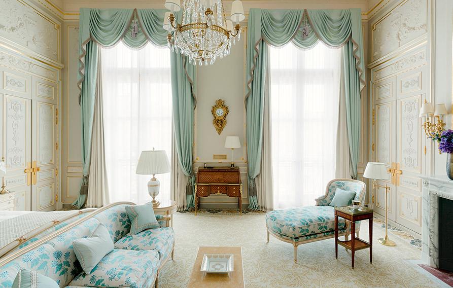 Windsor Suite H Tel Ritz Paris 5 Stars