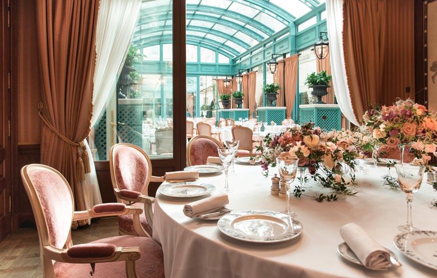 Salon Auguste Escoffier Hotel Ritz Paris 5 Stars
