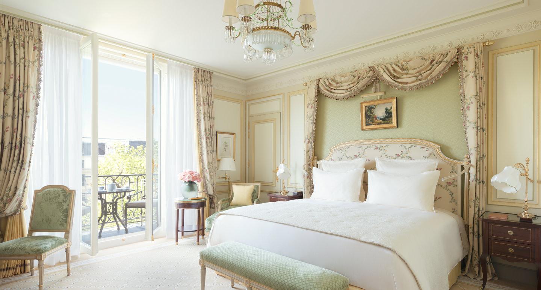 Chambre Exécutive - Hôtel Ritz Paris 5 étoiles