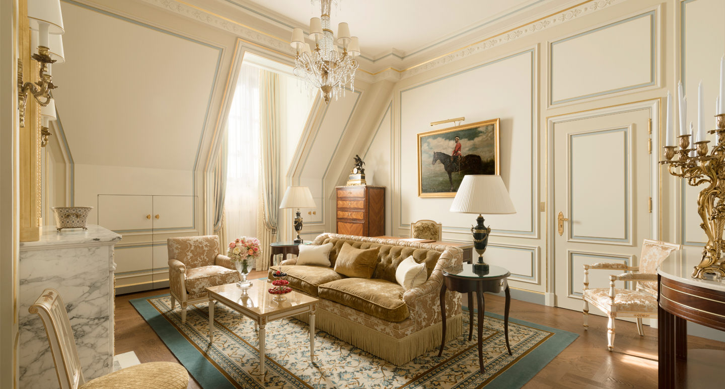 Deluxe Suite H 244 Tel Ritz Paris 5 Stars