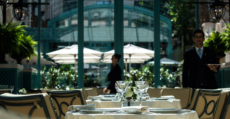 L 39 espadon alta cocina hotel ritz par s 5 estrellas for Les jardins de villa paris