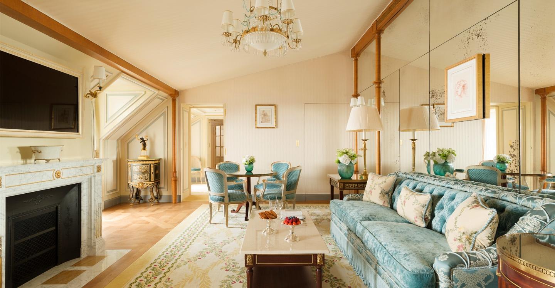 l 39 appartement ritz the ritz paris. Black Bedroom Furniture Sets. Home Design Ideas