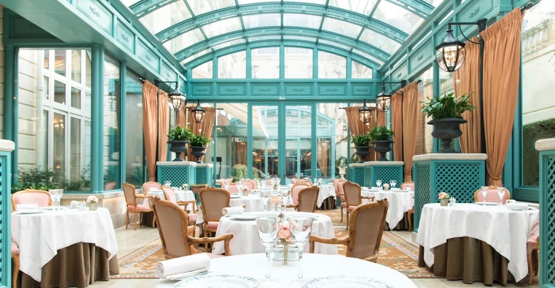 L Espadon Haute Cuisine Dining Hotel Ritz Paris 5 Stars