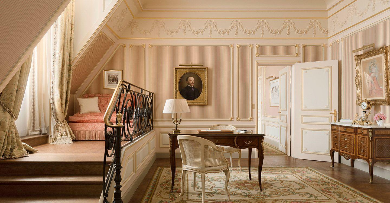 C 233 Sar Ritz Suite Hotel Ritz Paris 5 Estrelas