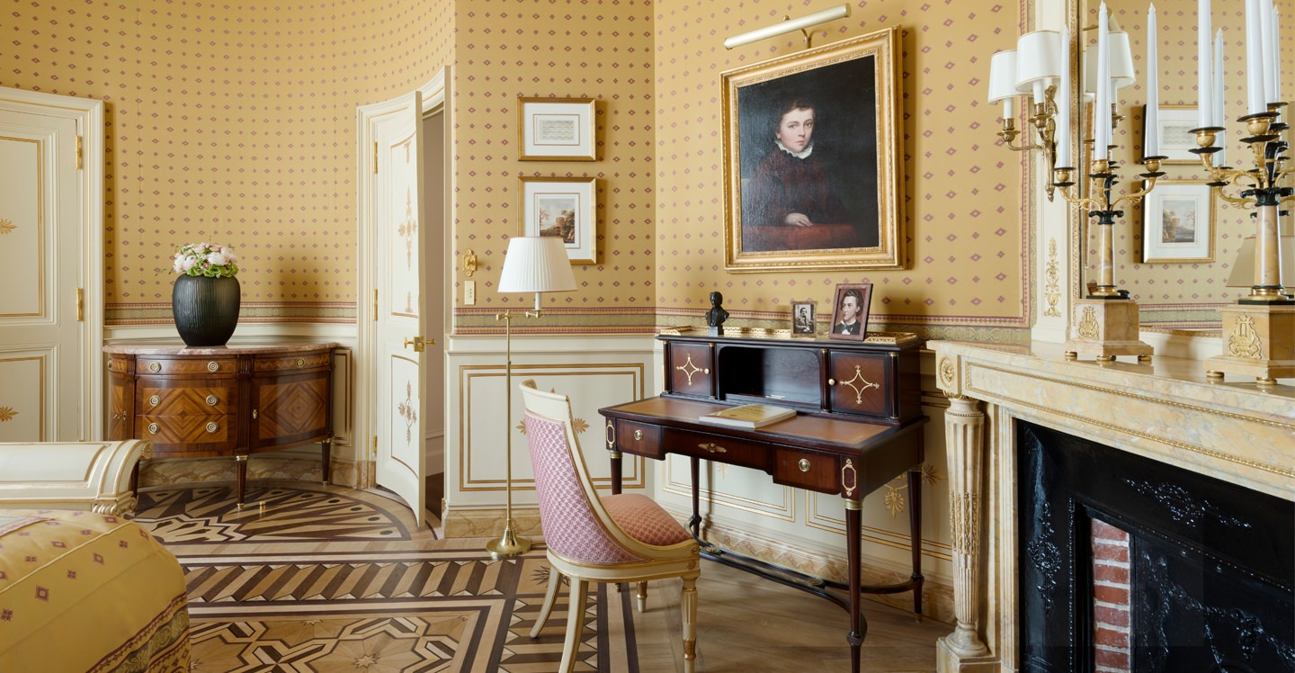 Chopin Suite H 244 Tel Ritz Paris 5 Stars