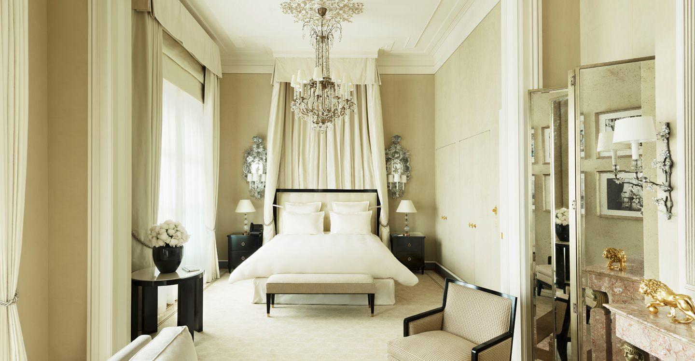 Hotel Gabriel Paris Coco Chanel Suite Hatel Ritz Paris 5 Stars