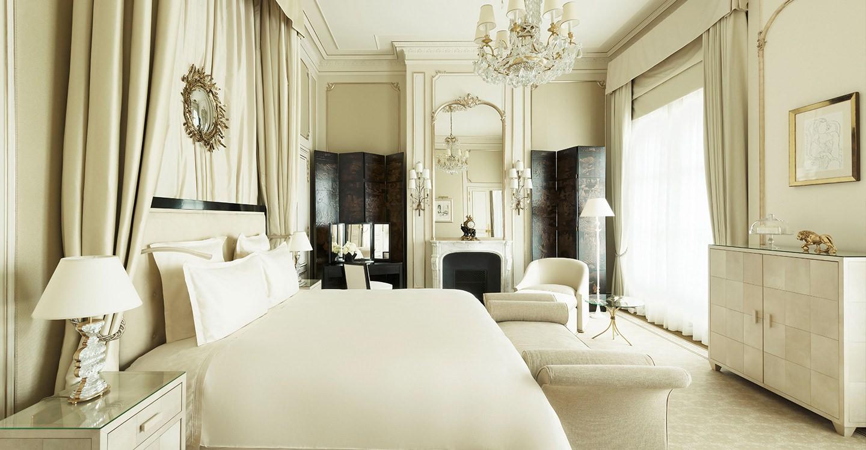Suite coco chanel h tel ritz paris 5 toiles for Boutique hotel ritz