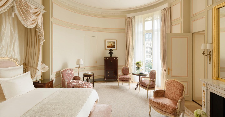 Suite deluxe h tel ritz paris 5 toiles - Hotel georges v paris prix chambre ...