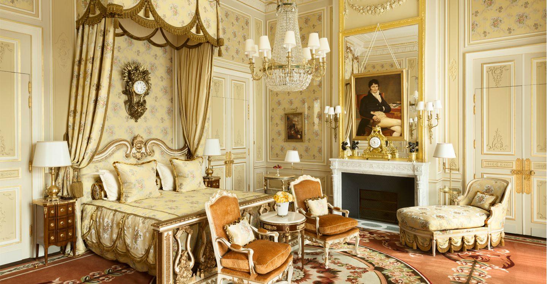 Imperial Suite H 244 Tel Ritz Paris 5 Stars