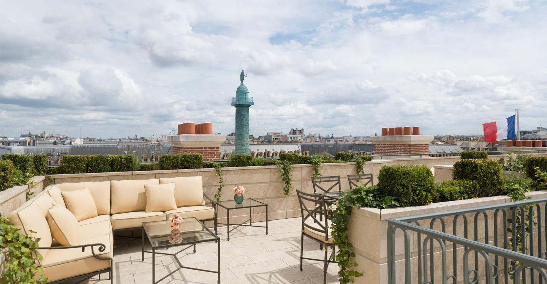 Mansart Suite H 244 Tel Ritz Paris 5 Stars
