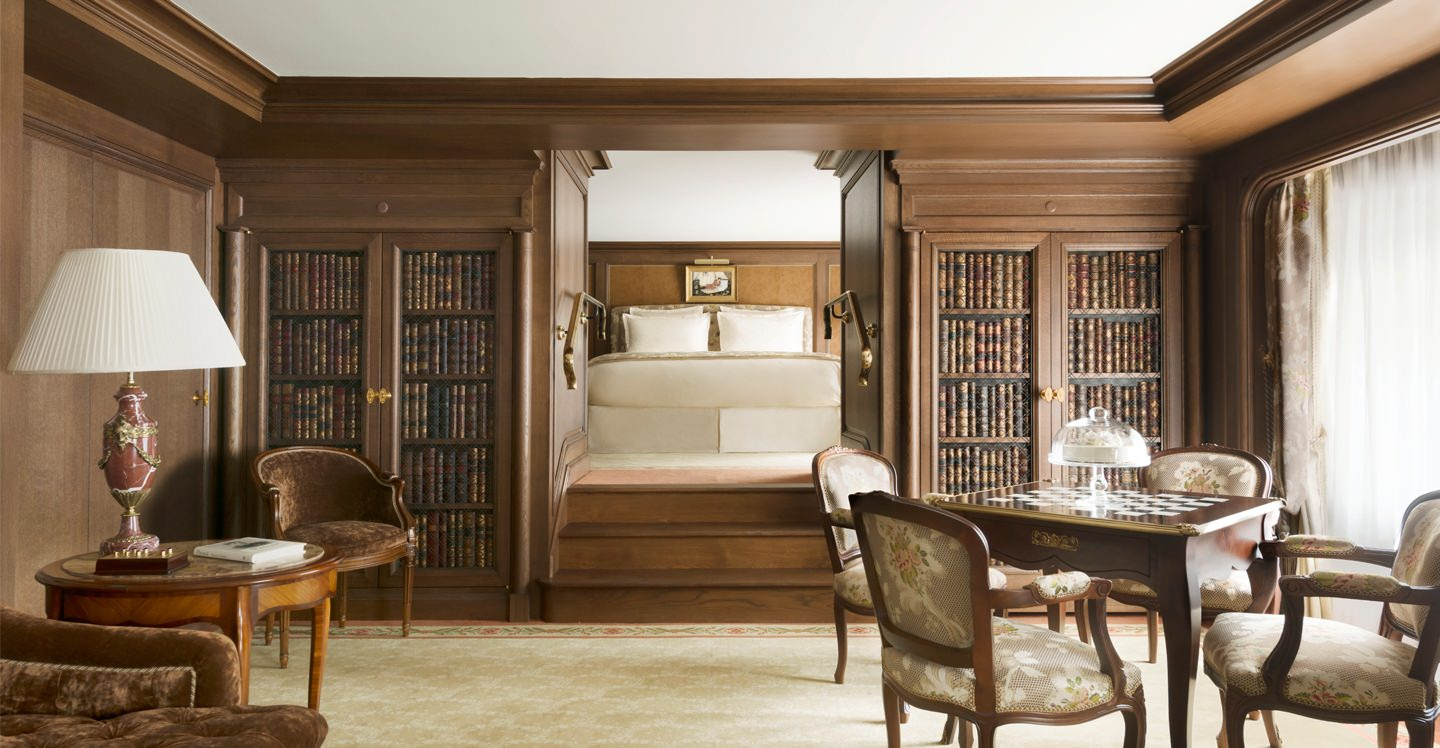 Marcel proust suite h tel ritz paris 5 stars for Design hotel paris 11