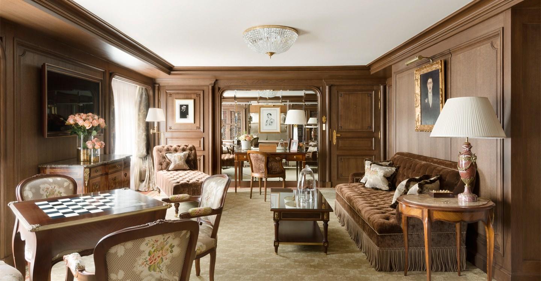 Marcel Proust Suite H 244 Tel Ritz Paris 5 Stars