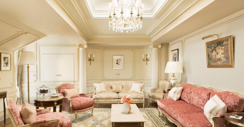 Maria Callas Suite H Tel Ritz Paris 5 Stars