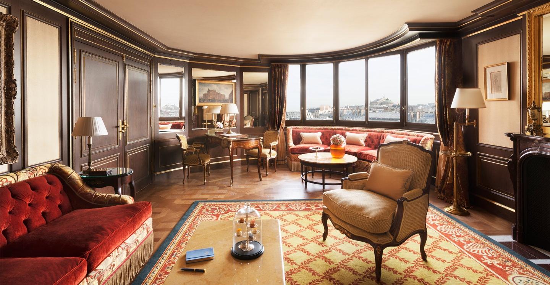 Opera Suite H Tel Ritz Paris 5 Stars