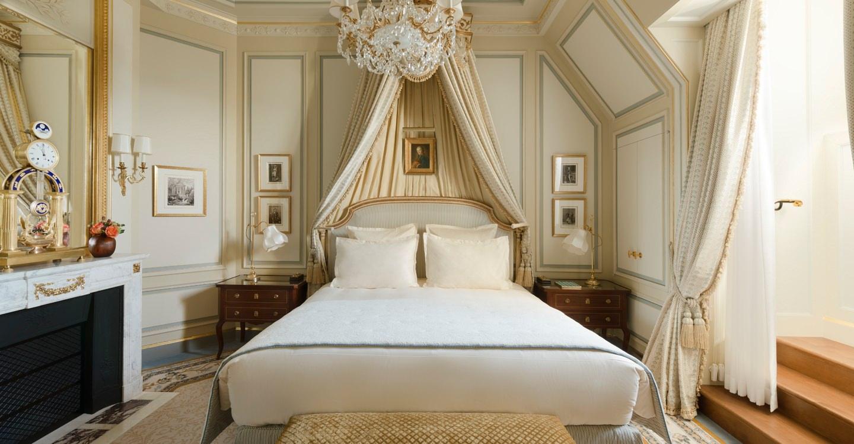 Prince De Galles Suite H Tel Ritz Paris 5 Stars