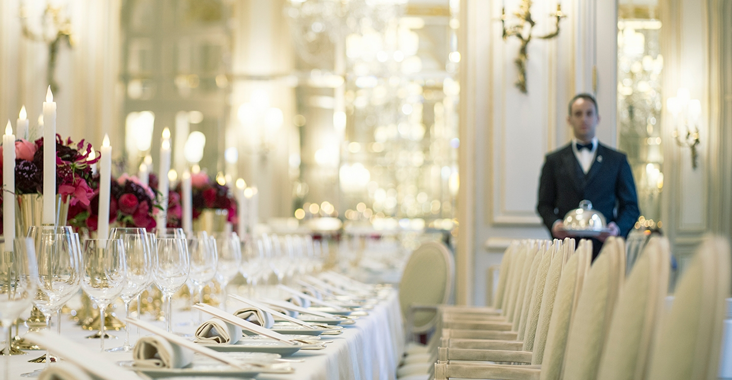 Your Receptions and Conferences Place Vendôme - Hôtel Ritz Paris 5 stars