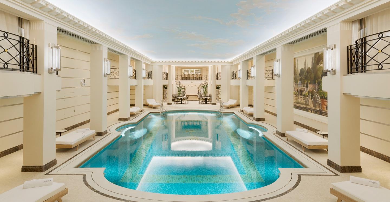 Les Soins Ritz Club Paris Piscine Remise En Forme