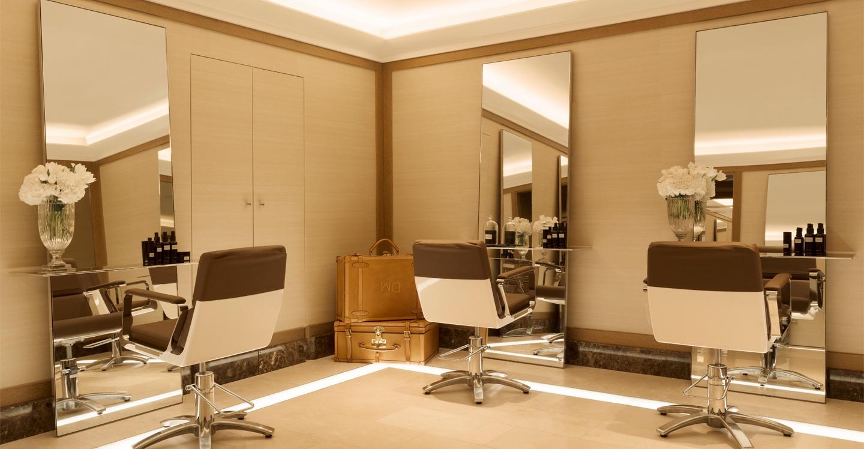 David mallet au ritz paris salon de coiffure - Salon de coiffure luxe paris ...