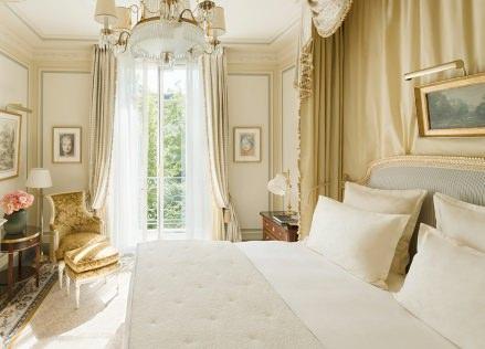Chopin suite h tel ritz paris 5 stars for Chambre dhotel de luxe