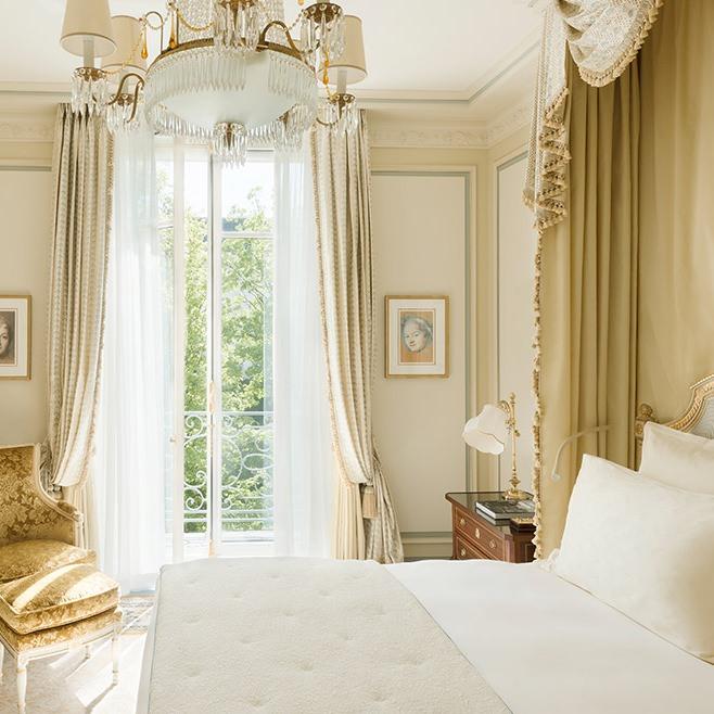 Chambres et suites de luxe h tel ritz paris 5 toiles for Hotel paris design luxe