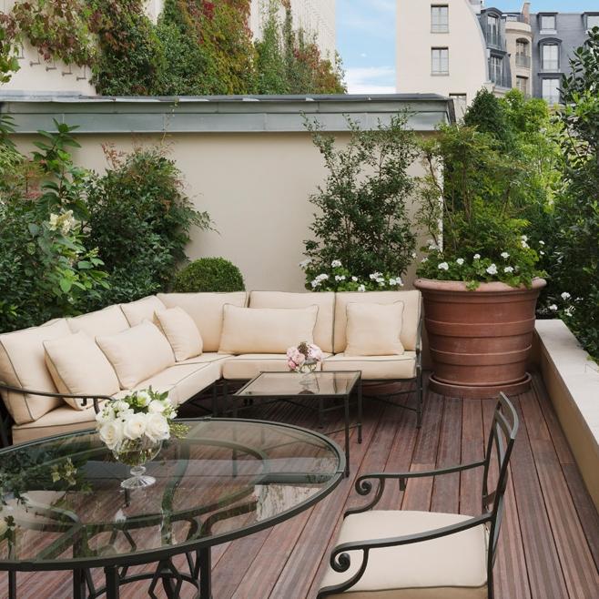 Suite Grand Jardin